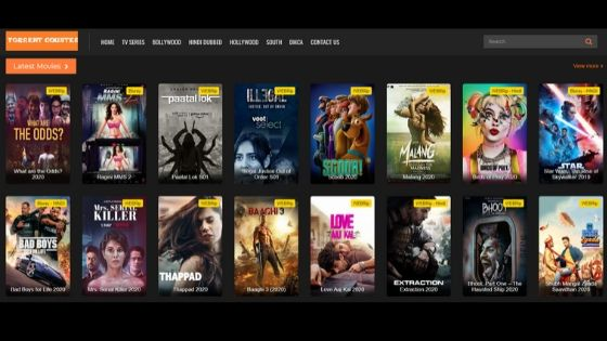 how to download movies fromTorrent counter