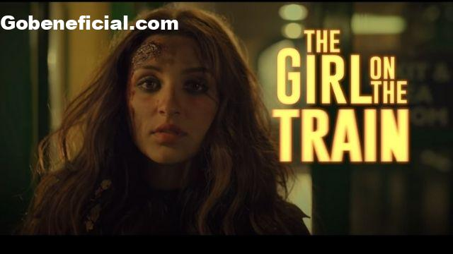 The girl on the train netflix movie