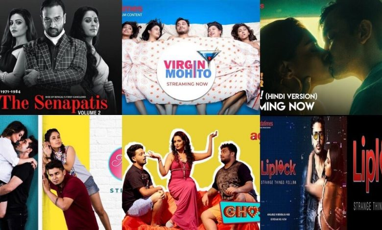 All Adda Times Web Series Cast and Actress List
