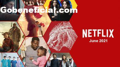What's Coming to Netflix in June 2021