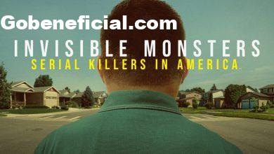 Invisible Monsters: Serial Killers in American: Release Date, Cast, Trailer