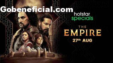 The Empire (Hotstar) Cast and Crew, Actor, Release Date, Wiki and More